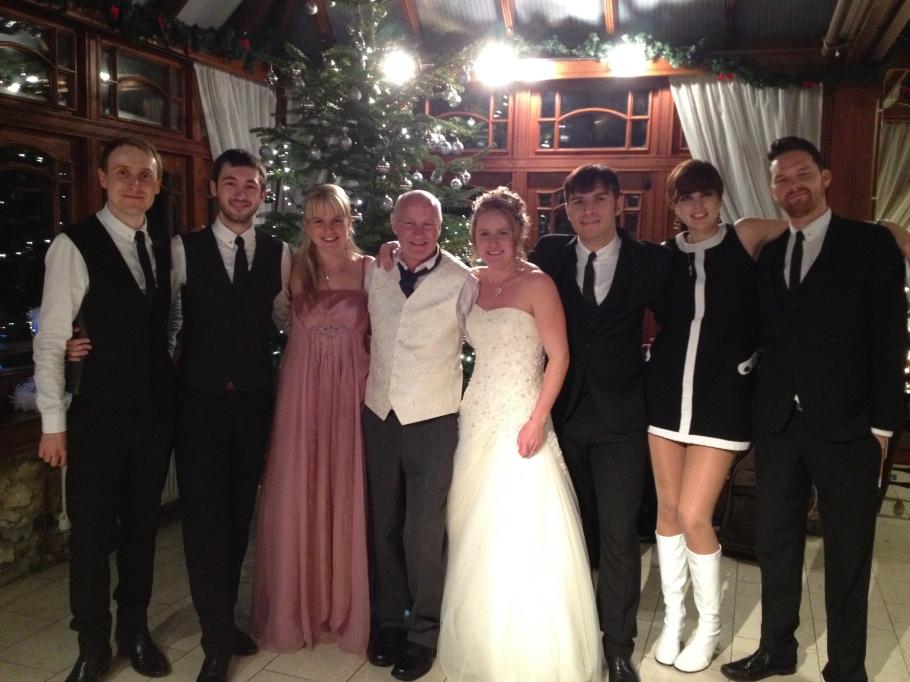 Mandi & Matt's wedding Dec 2013