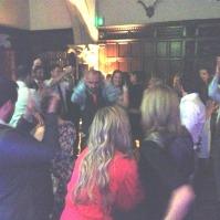 The Zoots perform for Jessie & Christian at Huntsham Court, Devon, Wedding venue Devon, Wedding band for hire, Band for my wedding, The Zoots, jamie Goddard, Huntsham Court, November wedding, Wiltshire Wedding Band, Wedding Band Devon,