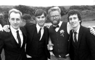 The Zoots, Zoots, Zoots band, Band with Groom, Smart wedding band, Good looking wedding band, Party Band, Wiltshire wedding band, Band for hire Wiltshire, Band for my wedding, Band for my party, Photo of a band, Function band,