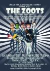 The Zoots, Zoots band, Band in Wiltshire, Band for hire, Theatre Show, Band in South West, Jamie Goddard Band, Awesome band for hire, thezoots.com
