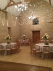 Wedding at kingscote barn
