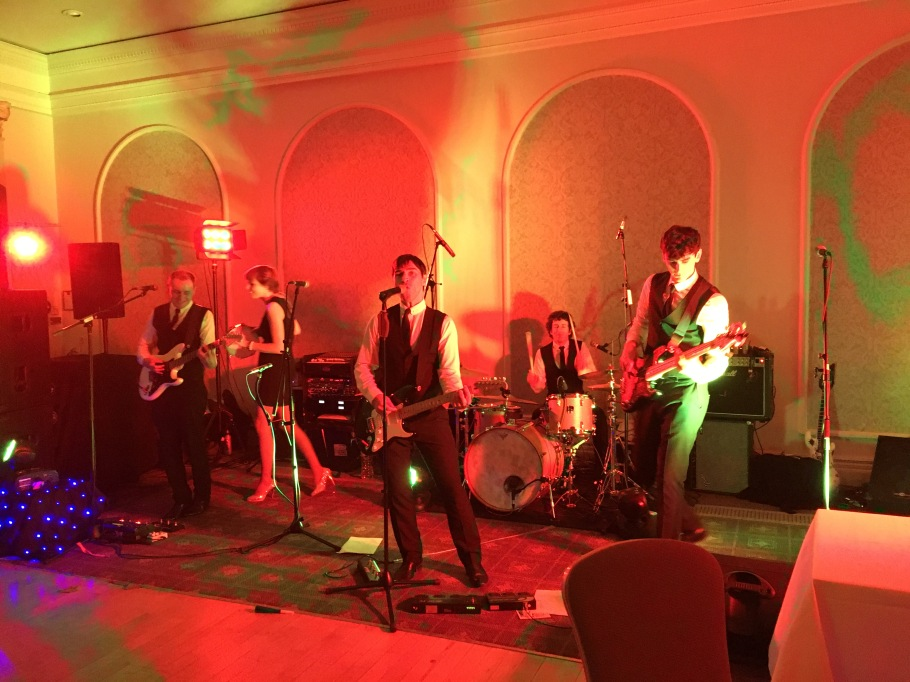 The Zoots, Randolf hotel, Hotel Oxford, Band at Randolf Hotel, 5 star hotel, Oxford Hotel, Band for hire, Wedding band Oxford, Band in South West, Band for hire, Zoots,