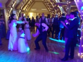 limbo with the Zoots, Bassmead Manor Barn, Wedding Venue, Barn Wedding, Sian and Kevin, The Zoots, Wedding Decor, Wedding inspiration, Band for my Wedding, Band for Hire, Winter Wedding,