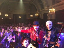 marlborough town hall, Halloween themed show, Halloween theater band, Halloween band, covers band wiltshire, covers band berkshire, covers band south west, 60s tribute band in Las Vegas, 60s tribute band in Gloucestershire, wedding band Wiltshire, party band in wiltshire, party band in berkshire, #thezootshalloween
